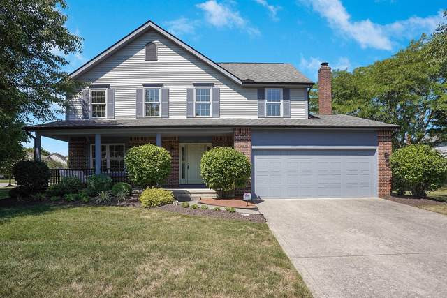 3287 Harbor Bay Drive, Columbus, OH 43221 (MLS #220027126) :: The Clark Group @ ERA Real Solutions Realty