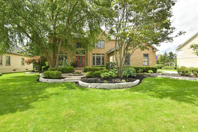 5867 Heritage Lakes Drive, Hilliard, OH 43026 (MLS #220027131) :: The Willcut Group