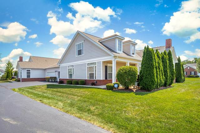 6958 Rothwell Street 7-6958, New Albany, OH 43054 (MLS #220027142) :: The KJ Ledford Group