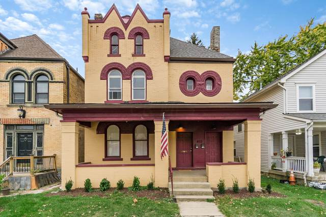 413-413.5 S Ohio Avenue, Columbus, OH 43205 (MLS #220027145) :: RE/MAX ONE