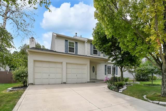 5849 Saucony Drive, Hilliard, OH 43026 (MLS #220027170) :: Sam Miller Team