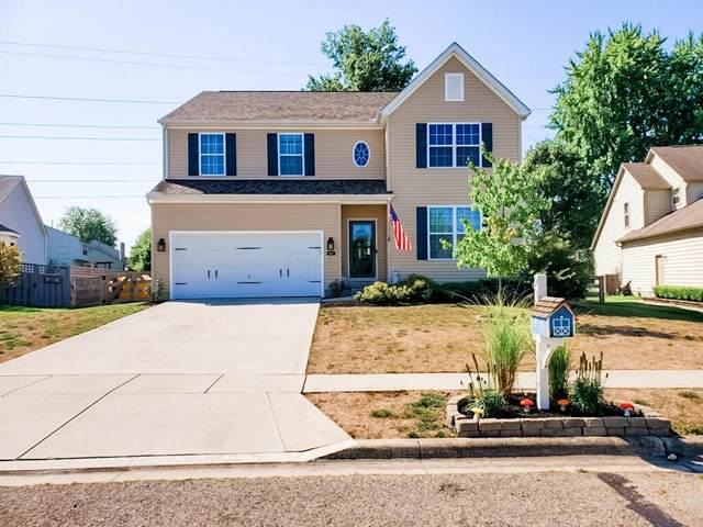 9083 Ridgeline Drive, Reynoldsburg, OH 43068 (MLS #220027203) :: 3 Degrees Realty