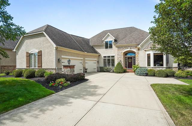 9983 Morris Drive, Dublin, OH 43017 (MLS #220027206) :: The Willcut Group
