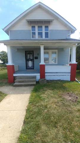 1515 E Blake Avenue, Columbus, OH 43211 (MLS #220027234) :: The Clark Group @ ERA Real Solutions Realty
