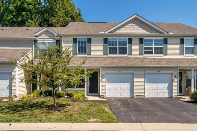 5478 Albany Terrace Way #1405, Columbus, OH 43081 (MLS #220027250) :: 3 Degrees Realty