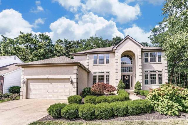 5435 Ainsley Drive, Westerville, OH 43082 (MLS #220027298) :: The Willcut Group