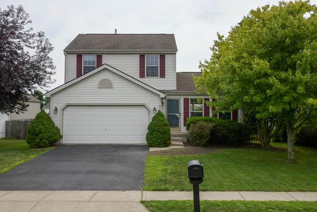 8441 Squad Drive, Galloway, OH 43119 (MLS #220027363) :: Keller Williams Excel