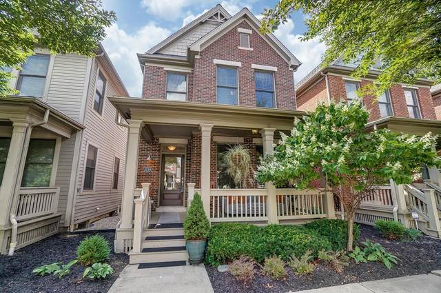 1039 Perry Street, Columbus, OH 43201 (MLS #220027374) :: The Clark Group @ ERA Real Solutions Realty