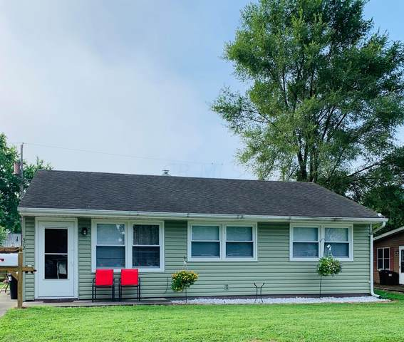 512 Rose Drive, Waverly, OH 45690 (MLS #220027376) :: Berkshire Hathaway HomeServices Crager Tobin Real Estate
