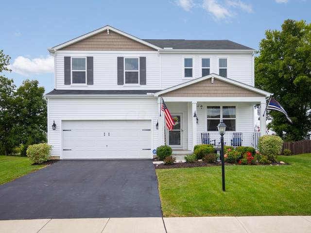300 Glen Crossing Drive, Etna, OH 43062 (MLS #220027400) :: Susanne Casey & Associates