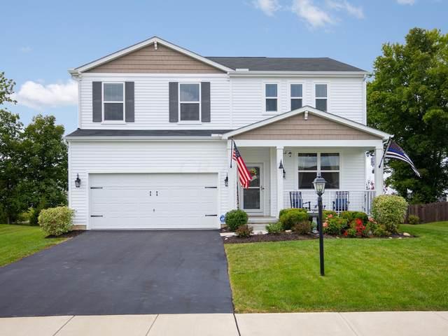 300 Glen Crossing Drive, Etna, OH 43062 (MLS #220027400) :: Jarrett Home Group