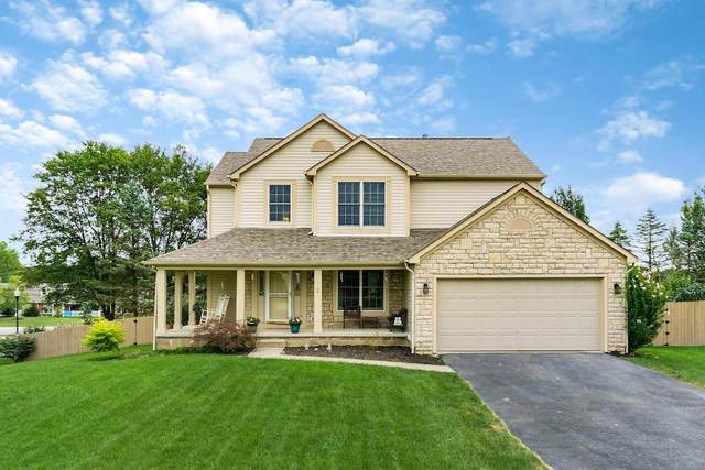 699 Osborn Drive, Pataskala, OH 43062 (MLS #220027412) :: The Jeff and Neal Team | Nth Degree Realty