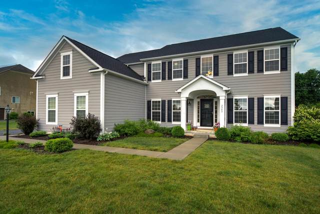 2585 Derby Drive, Powell, OH 43065 (MLS #220027437) :: Signature Real Estate
