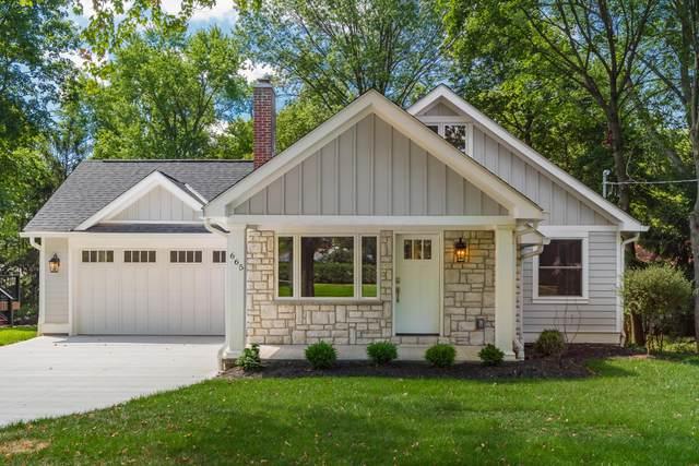 665 Oxford Street, Worthington, OH 43085 (MLS #220027464) :: Signature Real Estate