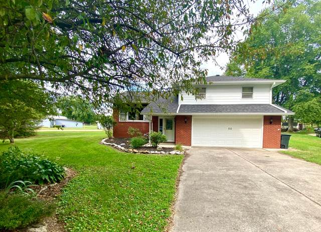 552 Tammy Circle, Newark, OH 43055 (MLS #220027477) :: The Willcut Group
