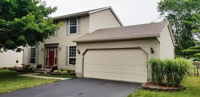 1693 Woodspring Drive, Powell, OH 43065 (MLS #220027480) :: 3 Degrees Realty