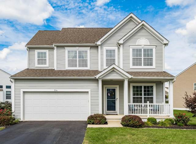 514 Summer Tree Loop, Marysville, OH 43040 (MLS #220027515) :: Core Ohio Realty Advisors