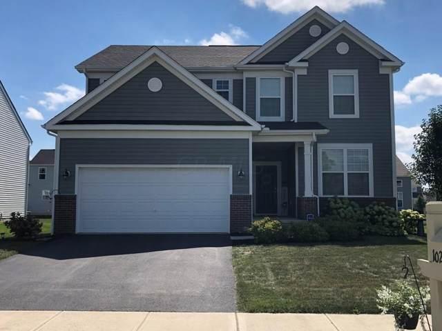 1028 Sunbury Meadows Drive, Sunbury, OH 43074 (MLS #220027524) :: Keller Williams Excel