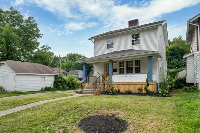 2155 Dartmouth Avenue, Columbus, OH 43219 (MLS #220027531) :: Core Ohio Realty Advisors
