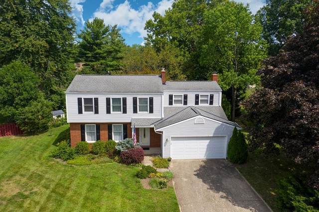 236 Oak Hill Drive, Westerville, OH 43081 (MLS #220027547) :: Signature Real Estate