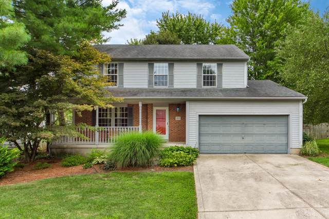 260 Timber Ridge Drive, Pickerington, OH 43147 (MLS #220027552) :: The Jeff and Neal Team | Nth Degree Realty