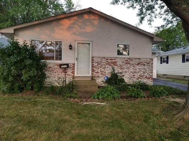 5532 Aqua Street, Columbus, OH 43229 (MLS #220027591) :: The Holden Agency