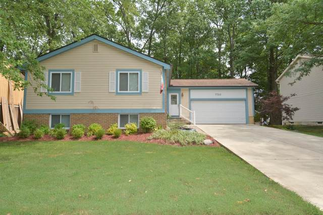 756 Mcdonell Place, Gahanna, OH 43230 (MLS #220027601) :: Core Ohio Realty Advisors