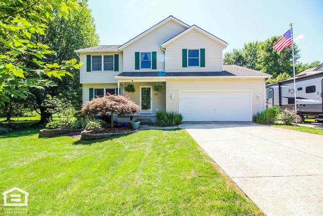 667 Forward Pass Road SW, Pataskala, OH 43062 (MLS #220027609) :: 3 Degrees Realty