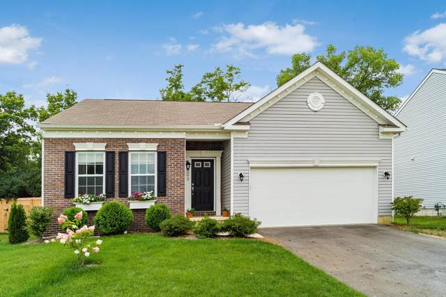 423 Wingate Place, Mount Sterling, OH 43143 (MLS #220027631) :: Core Ohio Realty Advisors