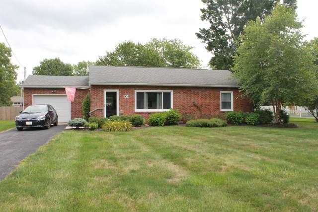 458 Kilbury Road, Marion, OH 43302 (MLS #220027634) :: Core Ohio Realty Advisors