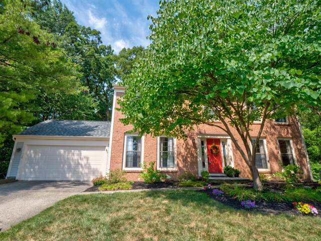 5500 Mountain Springs Court, Columbus, OH 43230 (MLS #220027637) :: Sam Miller Team
