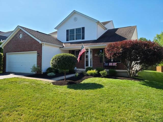 396 Cherry Leaf Road, Delaware, OH 43015 (MLS #220027662) :: Signature Real Estate