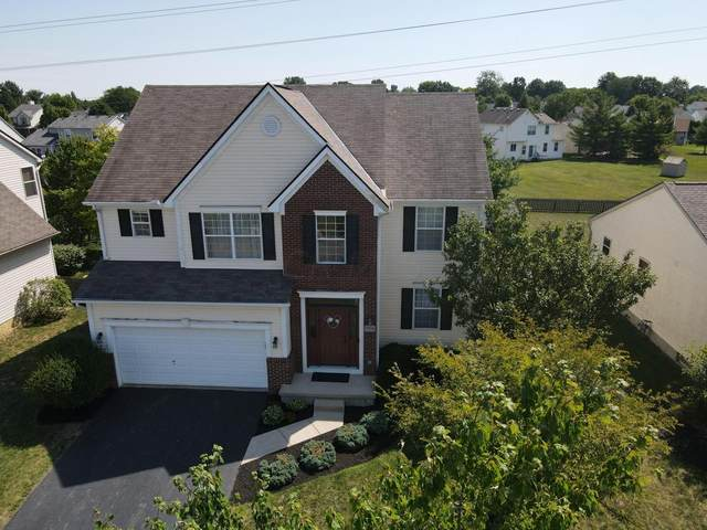 5524 Connorwill Drive, Westerville, OH 43081 (MLS #220027676) :: Signature Real Estate