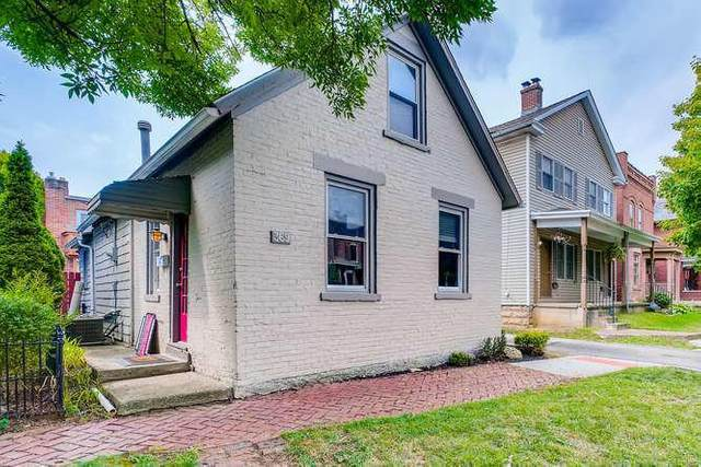 369 Forest Street, Columbus, OH 43206 (MLS #220027687) :: CARLETON REALTY