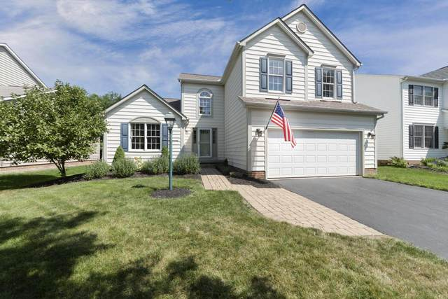 5753 Pine Wild Drive, Westerville, OH 43082 (MLS #220027698) :: The Willcut Group