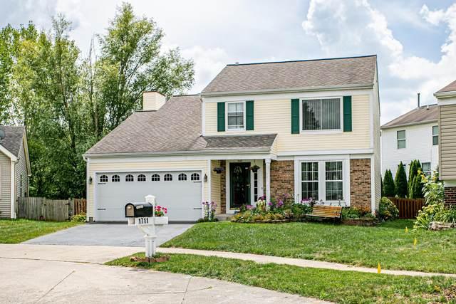 1711 Green Friar Drive, Columbus, OH 43228 (MLS #220027703) :: Jarrett Home Group