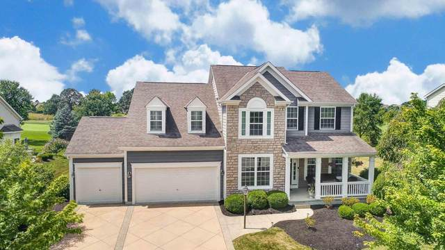 7668 Indian Springs Drive, Powell, OH 43065 (MLS #220027705) :: Signature Real Estate