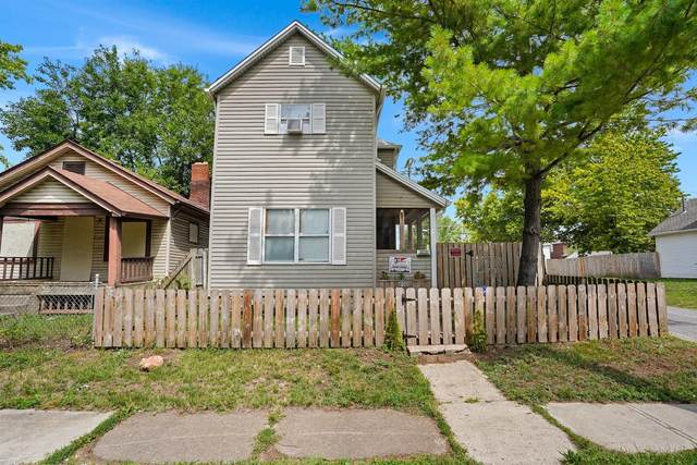 890 Thomas Avenue, Columbus, OH 43223 (MLS #220027710) :: Keller Williams Excel