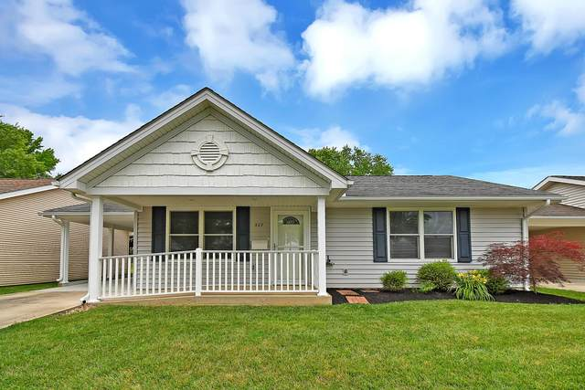 327 Robin Road, Waverly, OH 45690 (MLS #220027713) :: The Clark Group @ ERA Real Solutions Realty