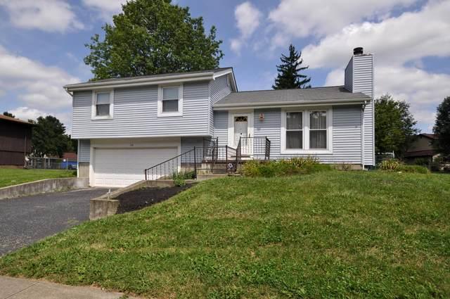 428 Timbercreek Road, Reynoldsburg, OH 43068 (MLS #220027721) :: Keller Williams Excel