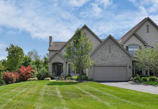 4941 Scenic Creek Drive, Powell, OH 43065 (MLS #220027736) :: 3 Degrees Realty