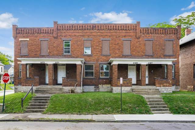 1067-1073 Wilson Avenue, Columbus, OH 43206 (MLS #220027744) :: Keller Williams Excel