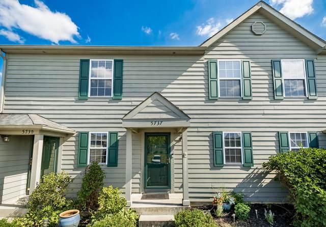 5737 Blendon Place Drive 54C, Columbus, OH 43230 (MLS #220027787) :: Huston Home Team
