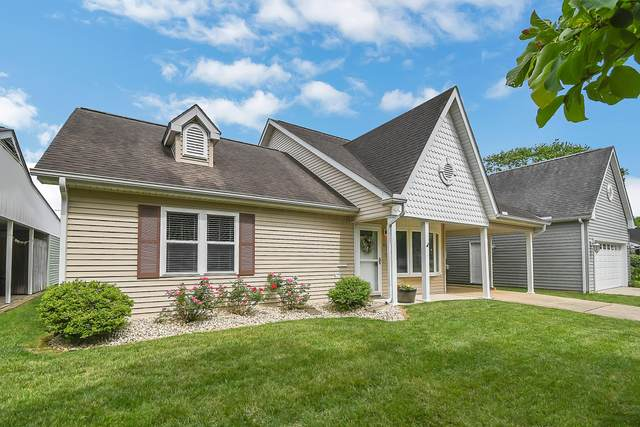 412 Robin Road, Waverly, OH 45690 (MLS #220027802) :: The Clark Group @ ERA Real Solutions Realty