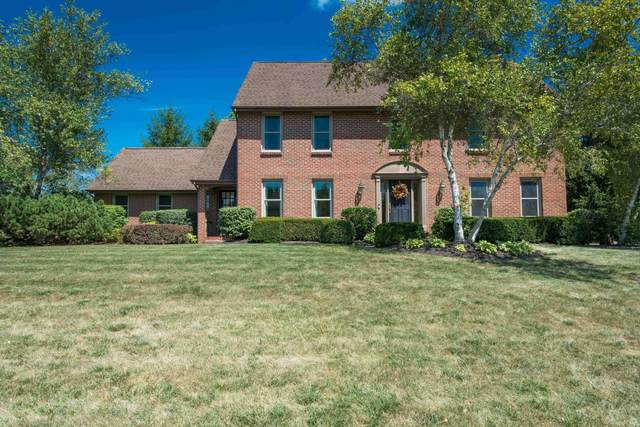 9348 Traceyton Drive, Dublin, OH 43017 (MLS #220027814) :: The Jeff and Neal Team | Nth Degree Realty
