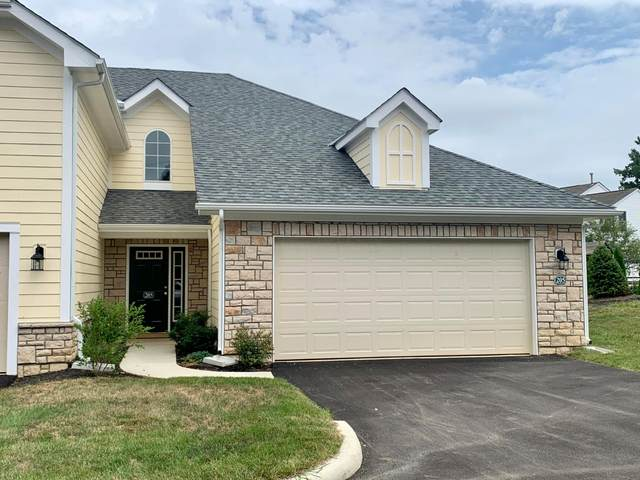205 Lake Cove Drive, Delaware, OH 43015 (MLS #220027833) :: The Willcut Group