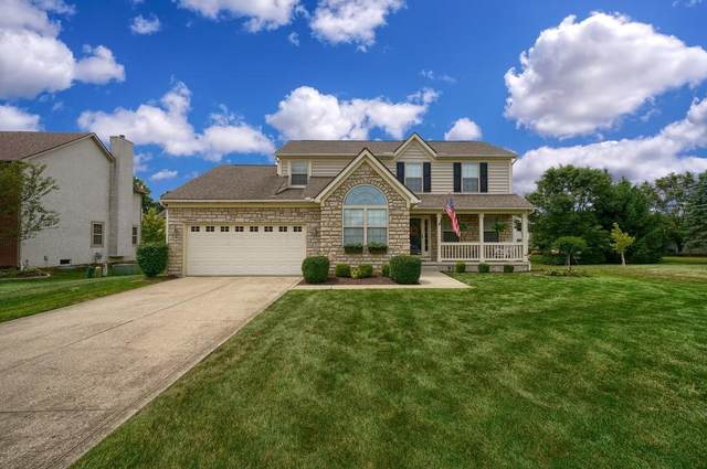 6428 Riviera Court, Westerville, OH 43082 (MLS #220027866) :: The Willcut Group