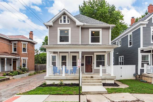 284 Miller Avenue, Columbus, OH 43205 (MLS #220027872) :: The Raines Group
