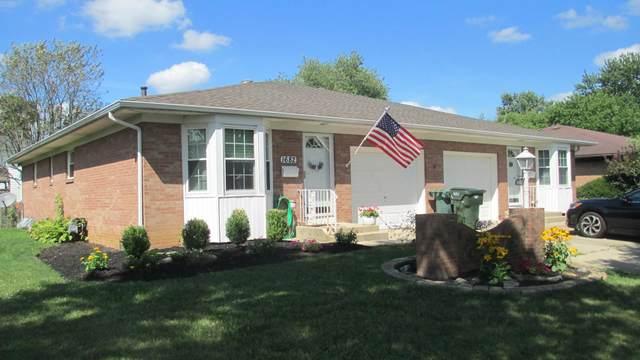 1682-1684 Durbridge Road, Columbus, OH 43229 (MLS #220027913) :: Jarrett Home Group