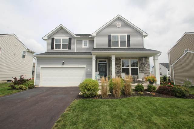 2156 Derby Drive, Marysville, OH 43040 (MLS #220027933) :: The Jeff and Neal Team | Nth Degree Realty